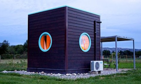 Tiny houses europe - Around america in a tiny house ...