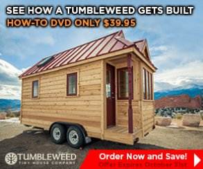 Tumbleweed How-To Build A Small House Video