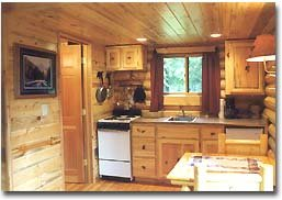Tiny Houses Kitchen