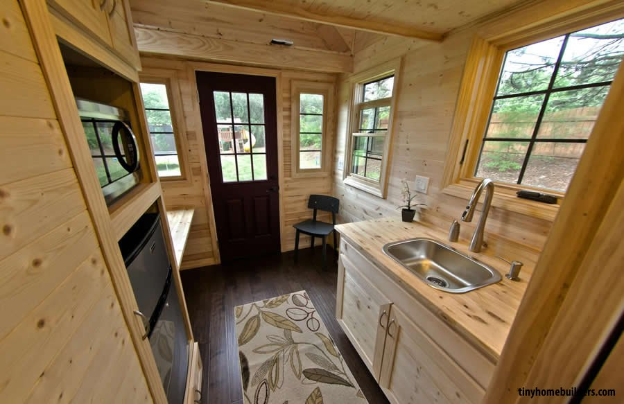 Interior House Plans Tiny  Home Builders Design